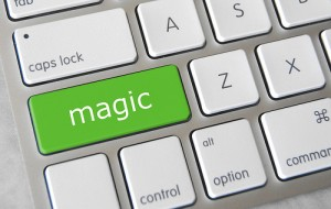 Alan Abelove Magic Button